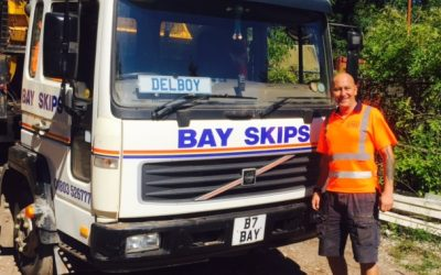 New Uniform for EMS and Bay skips drivers