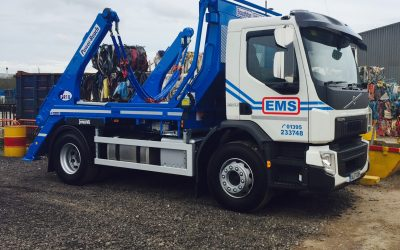 EMS Expand Fleet with Volvo FE