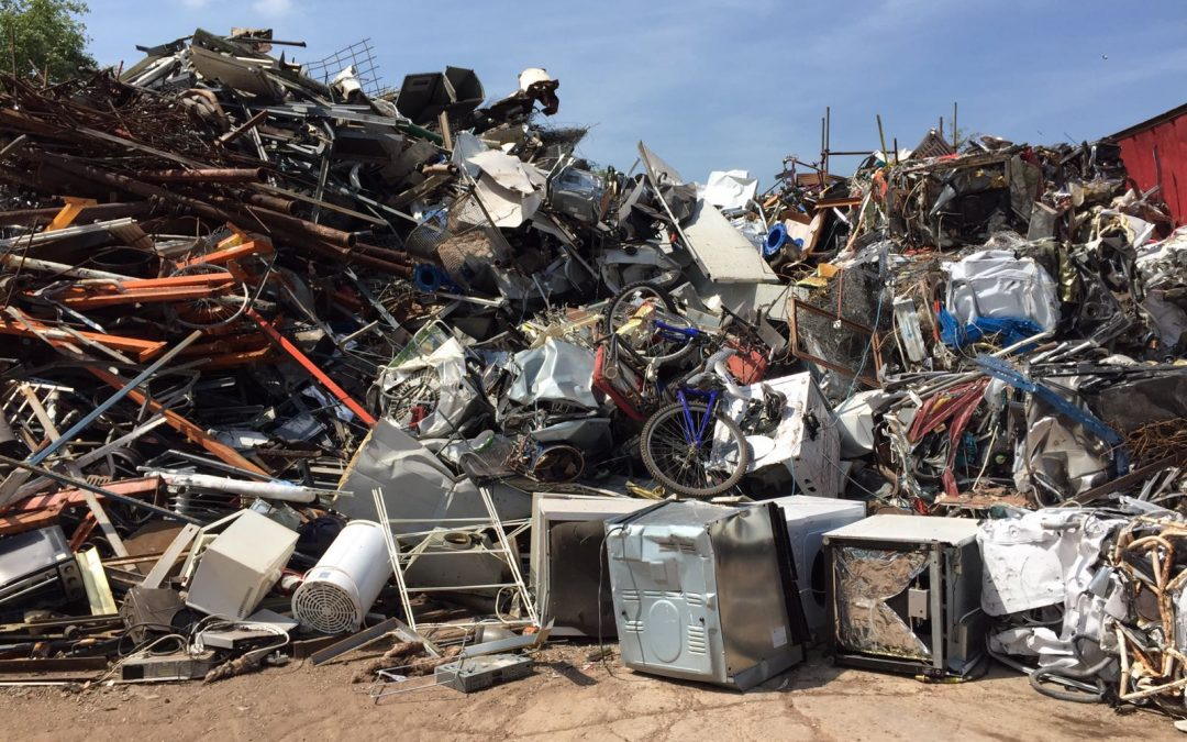 The importance of scrap metal recycling