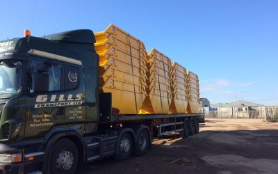 New skips purchased as demand soars in Torbay